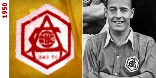 Значок на футболке Арсенала