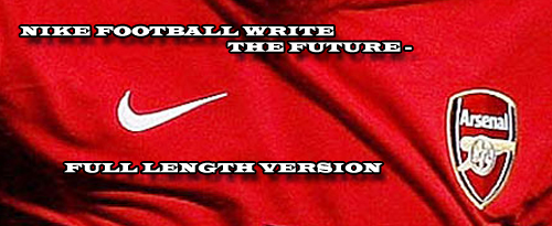 NIKE FOOTBALL WRITE THE FUTURE - FULL LENGTH VERSION