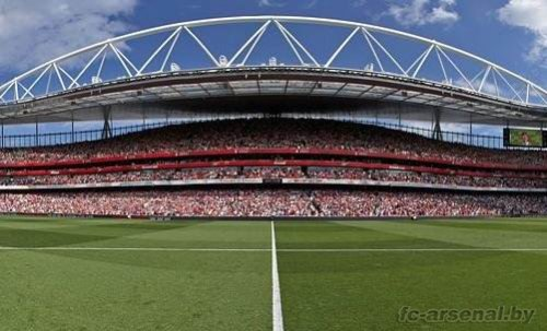 Экскурсия пo Emirates Stadium