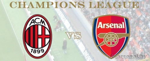 Milan - Arsenal Promo Champions League 18 2012
