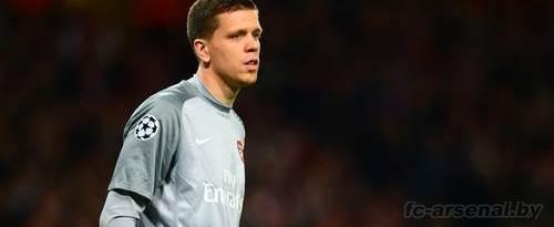 """Щесны: """"Готов завершить карьеру в Арсенале"""""""