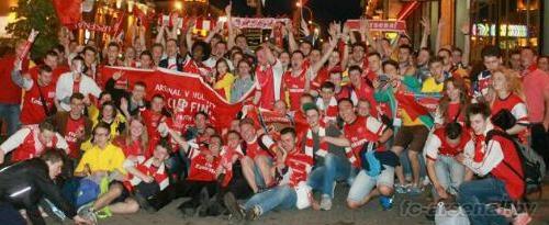 Сайту Fc-Arsenal.By 6 лет
