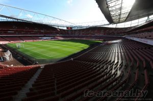 Фотоотчёт матча Арсенал - Бёрнли