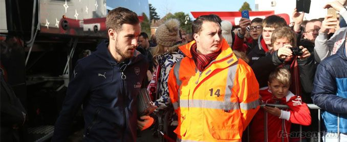Борнмут - Арсенал Онлайн трансляция. 7 февраля 2016