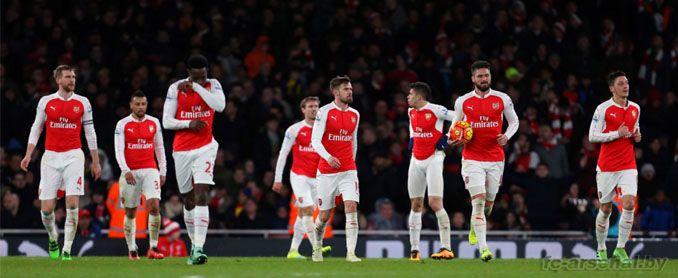 Обзор матча Арсенал - Суонси