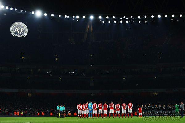 Фотоотчет матча Арсенал - Саутгемптон