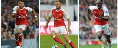 Новости команды: Уэлбек, Рэмси и Окс