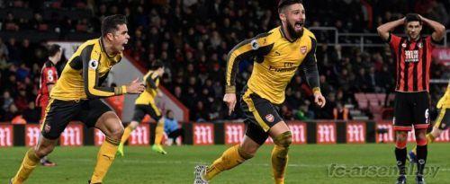 Премьер Лига: Борнмут 3-3 Арсенал. Отчет