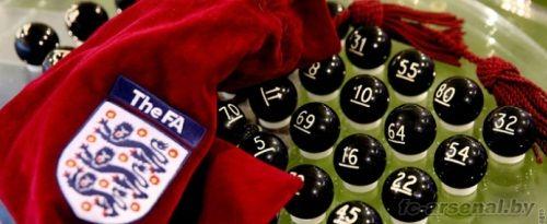 Кубок Англии: Арсенал сыграет с Манчестер Сити