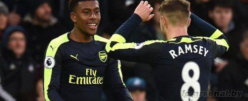 Премьер Лига: Суонси 0-4 Арсенал. Отчет