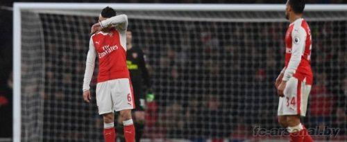 Премьер Лига: Арсенал 1-2 Уотфорд. Отчет