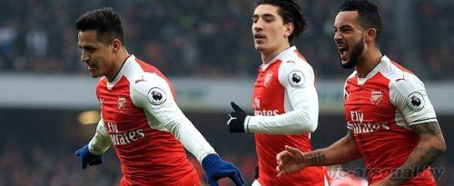 Премьер Лига: Арсенал 2-0 Халл Сити. Отчет