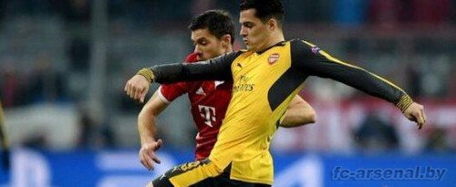 Лига чемпионов: Бавария 5-1 Арсенал. Отчет