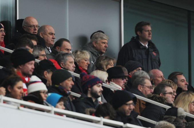 Фотоотчёт матча Арсенал - Халл Сити