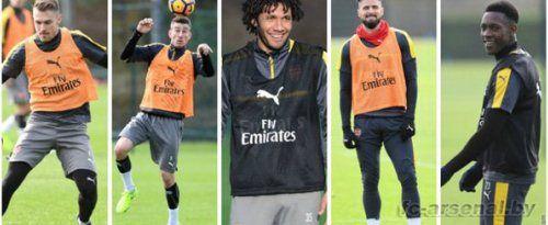 Новости команды: кто готов сыграть против Ливерпуля?