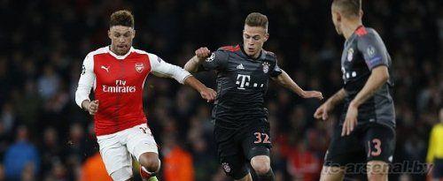 Обзор матча Арсенал - Бавария