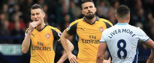 Премьер Лига: ВБА 3-1 Арсенал. Отчет