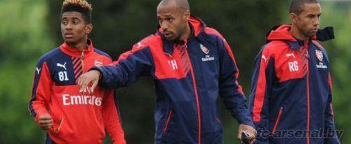 """Анри: """"Не готов обсуждать роль тренера в Арсенале из-за уважения к Венгеру"""""""