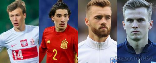 Четыре игрока Арсенала сыграют на молодежном Евро в Польше