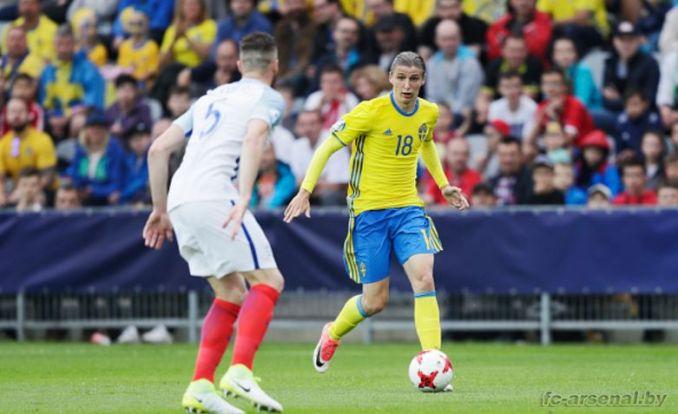 Евро-2017 (U-21): Итоги первого тура для канониров