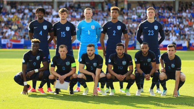 Евро-2017 (U-21): Чамберс, Белик, Холдинг и Беллерин