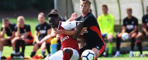 Товарищеский матч: Арсенал 1-2 Борнмут. Отчет