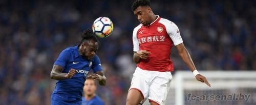 Тур по Китаю: Челси 3-0 Арсенал. Отчет