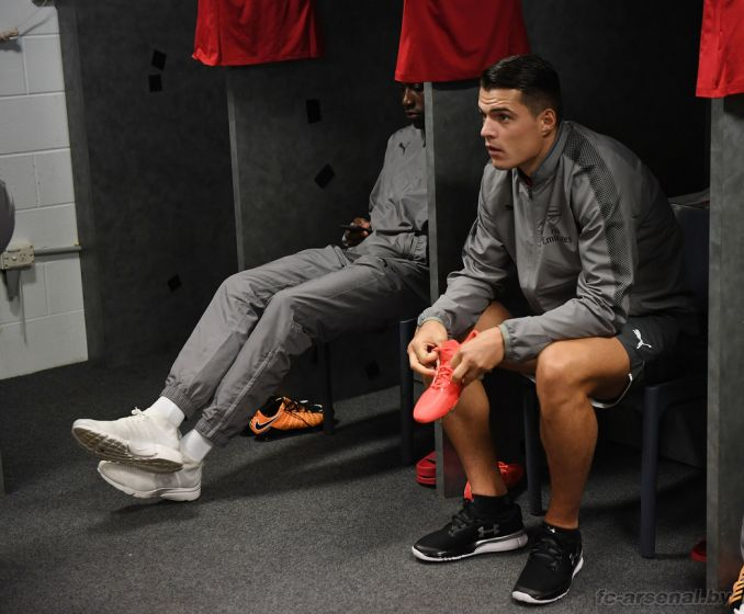 Фотоотчёт матча Вестерн Сидней Уондерерс - Арсенал