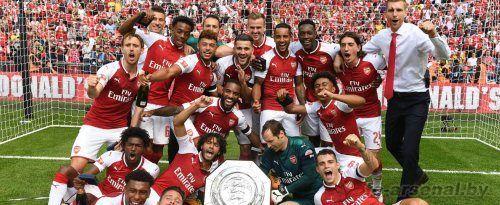 Полный матч Челси - Арсенал + награждение