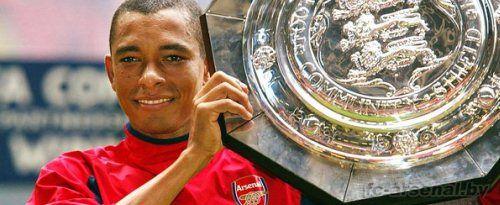"""Жилберто: """"Мой дебют в Арсенале получился просто фантастическим"""""""
