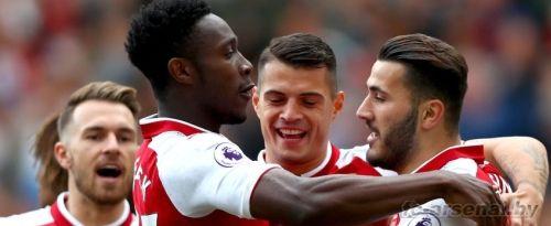 Премьер-лига: Арсенал 3-0 Борнмут. Отчет