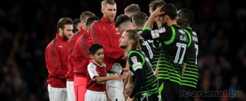 Обзор матча Арсенал - Донкастер