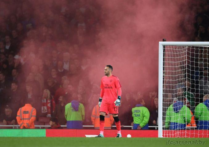 Фотоотчёт матча Арсенал - Донкастер