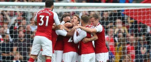 Премьер Лига: Арсенал 2-0 Брайтон. Отчет