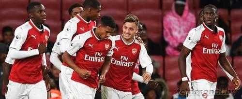 U23: Арсенал 2-0 Сандерленд. Отчет