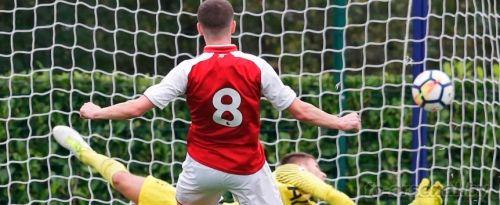 U23: Тоттенхэм 3-2 Арсенал. Отчет