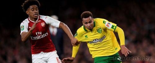 Кубок Лиги: Арсенал 2-1 Норвич Сити. Отчет