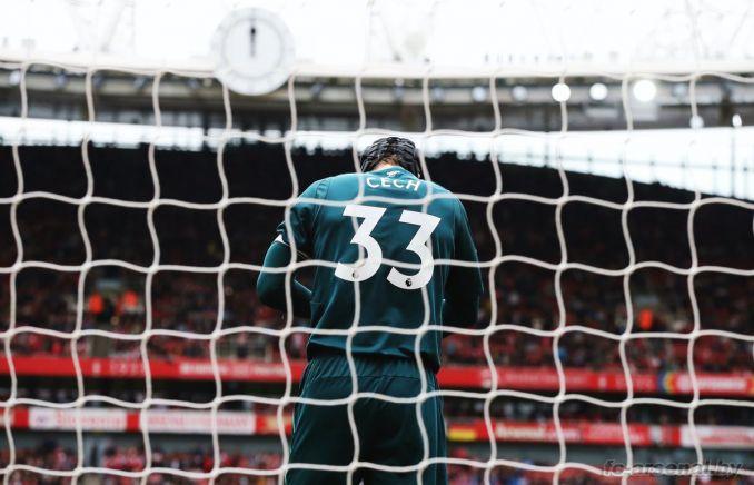 Фотоотчёт матча Арсенал - Брайтон