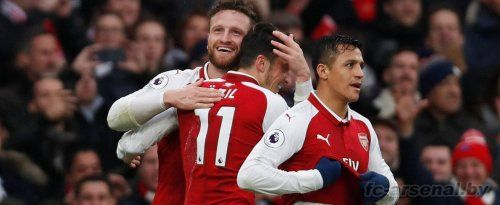 Премьер-лига: Арсенал 2-0 Тоттенхэм. Отчёт
