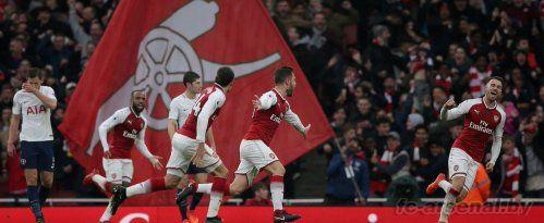 Обзор матча Арсенал - Тоттенхэм