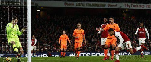 Премьер-лига: Арсенал 3-3 Ливерпуль. Отчёт