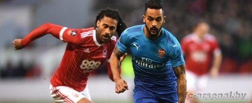 Кубок Англии: Ноттингем Форест 4-2 Арсенал. Отчёт