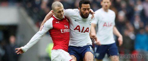 Премьер-лига: Тоттенхэм 1-0 Арсенал. Отчёт