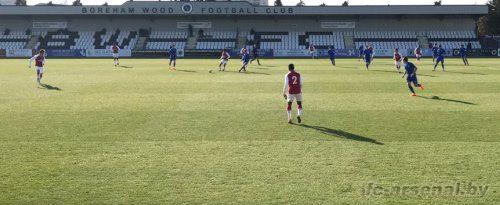 Международный кубок Премьер-лиги: Арсенал 2-1 Динамо Загреб. Отчёт