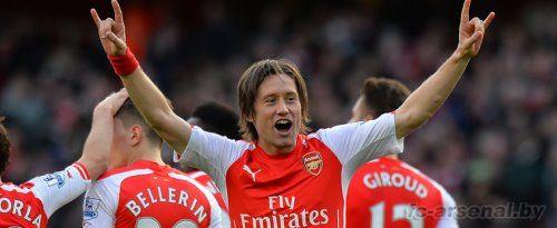 """Росицки: """"Был горд, что играл за Арсенал и фанаты знали это"""""""