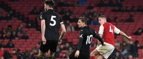 U23: Арсенал 1-0 Суонси. Отчет