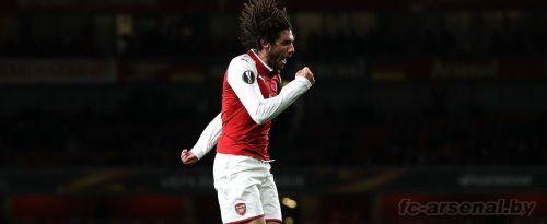 Эльнени - лучший игрок недели в Лиге Европы