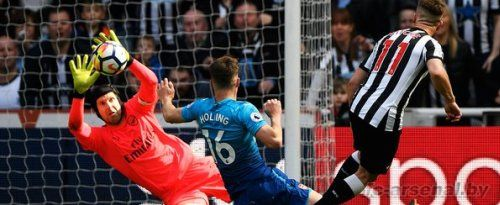 Премьер-лига: Ньюкасл 2-1 Арсенал. Отчёт