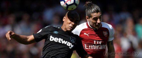 Премьер-лига: Арсенал 4-1 Вест Хэм. Отчёт