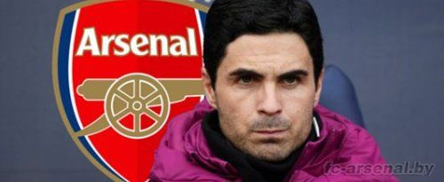 Артета согласился возглавить Арсенал